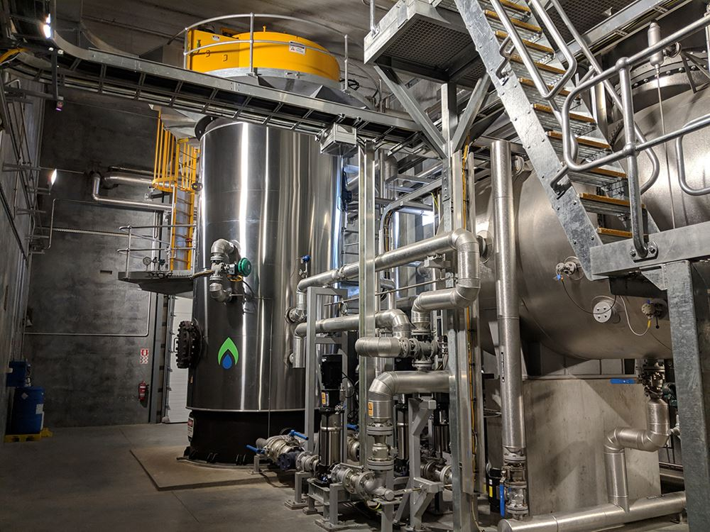 Synlait switched on New Zealand's first large-scale electrode boiler