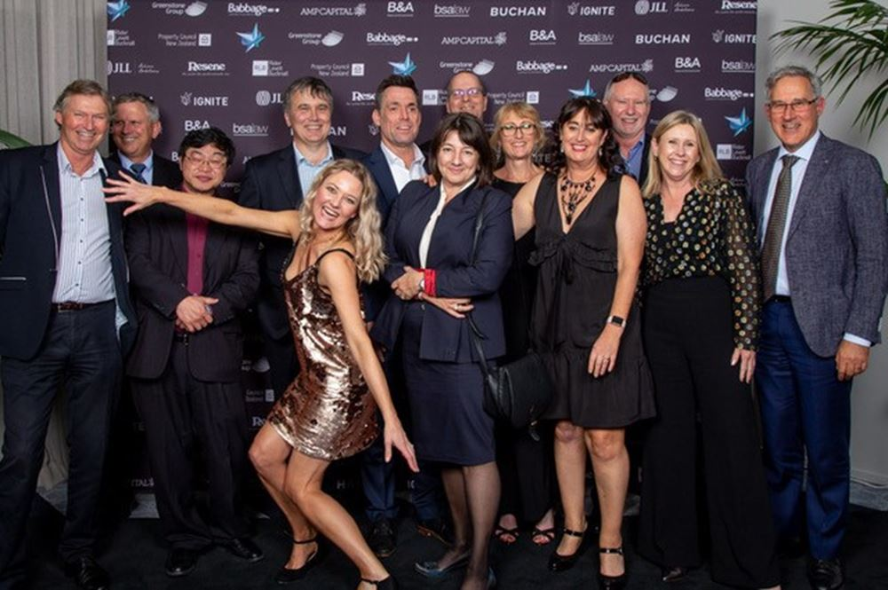 A night of glitz & glamour at the Auckland Property People Awards.